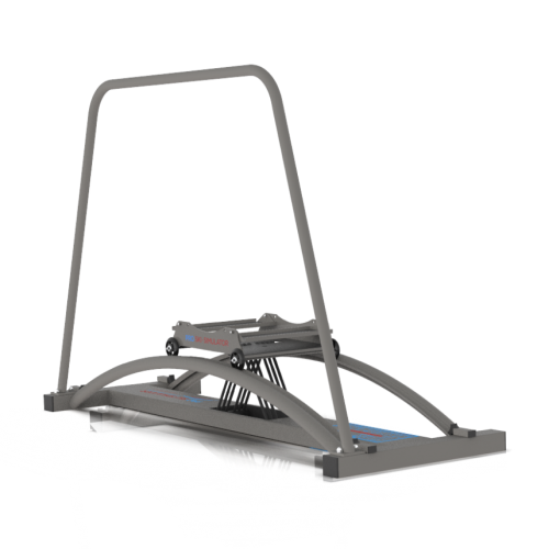 This ski machine is designed for all kind of users. Is our most selling ski simulator.