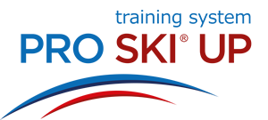 Pro Ski UP training system for skiers and ski fitness