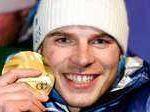 Italian alpine skier Giuliano Razzoli