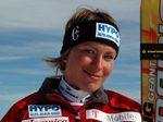 Slovenian skier Nika Fleiss
