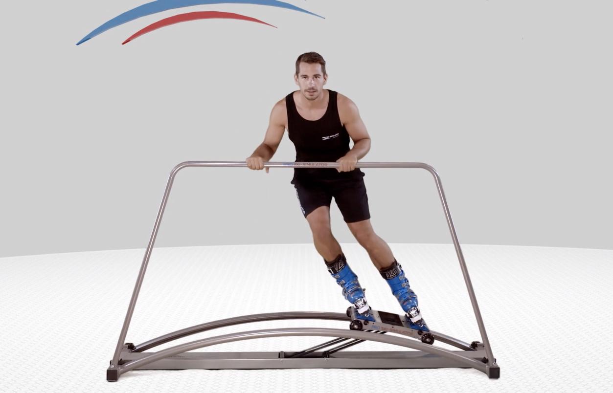 Pro SKI Simulator - ski exercise machine