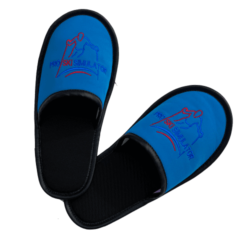 Slippers in available sizes from 38 - 45 (EU) or 7 - 13 (US)